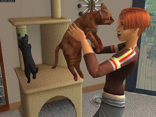 The Sims 2: Zwierzaki - screen - 2006-08-08 - 70459