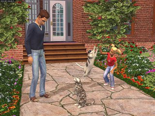 The Sims 2: Zwierzaki - screen - 2006-08-08 - 70460