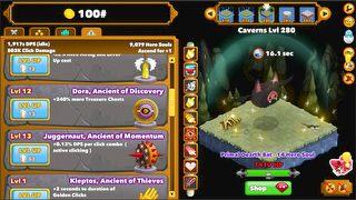 Clicker Heroes id = 340060