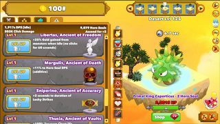 Clicker Heroes id = 340061