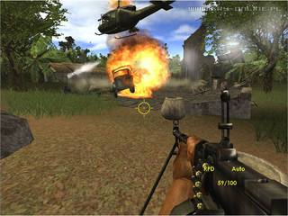 Men of Valor: Vietnam - screen - 2004-02-04 - 23089