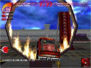 Carmageddon TDR 2000 - screen - 2001-06-11 - 5295