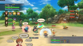 Ni No Kuni: Wrath of the White Witch - screen - 2013-01-24 - 254683