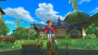 Ni No Kuni: Wrath of the White Witch - screen - 2013-01-24 - 254685
