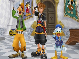 Kingdom Hearts HD 1.5 + 2.5 ReMIX id = 333302