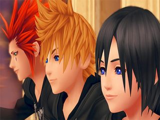 Kingdom Hearts HD 1.5 + 2.5 ReMIX id = 333304