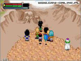 Dragon Ball Z: The Legacy of Goku II id = 31481