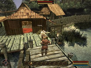 Gothic 3: Zmierzch Bogów - screen - 2008-11-25 - 124777