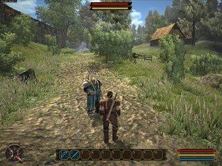 Gothic 3: Zmierzch Bogów - screen - 2008-11-25 - 124782