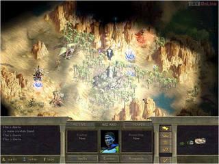 Age of Wonders II: Tron Czarnoksiężnika - screen - 2001-05-10 - 3545