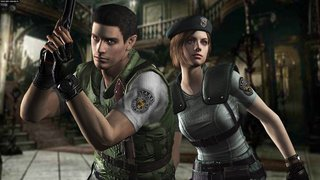 Resident Evil HD id = 290882