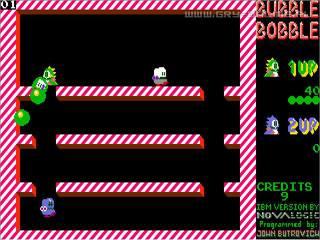 Bubble Bobble - screen - 2001-07-05 - 27940