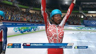 Vancouver 2010: The Official Video Game of the Olympic Winter Games - screen - 2010-01-25 - 178323