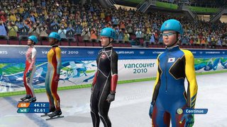 Vancouver 2010: The Official Video Game of the Olympic Winter Games - screen - 2010-01-25 - 178324