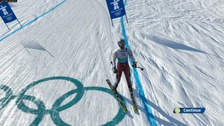 Vancouver 2010: The Official Video Game of the Olympic Winter Games - screen - 2010-01-25 - 178325