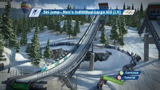 Vancouver 2010: The Official Video Game of the Olympic Winter Games - screen - 2010-01-25 - 178327