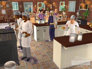 The Sims 2: Kuchnia i łazienka - wystrój wnętrz - screen - 2008-04-01 - 101813
