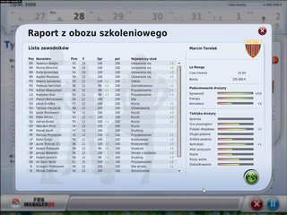 FIFA Manager 09 - screen - 2008-11-05 - 122284