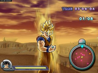Dragon Ball Z: Infinite World - screen - 2008-11-05 - 122302