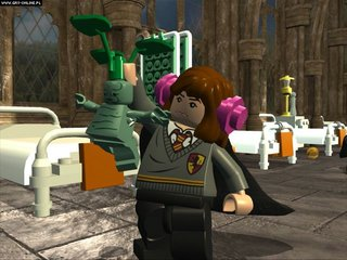 LEGO Harry Potter Lata 1-4 - screen - 2010-02-02 - 179132