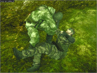 Metal Gear Solid 3: Subsistence - screen - 2004-08-29 - 52666