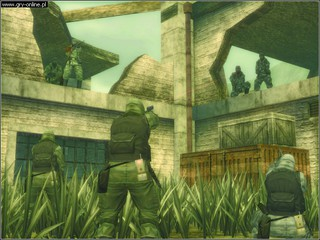 Metal Gear Solid 3: Subsistence - screen - 2004-08-29 - 52667