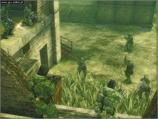 Metal Gear Solid 3: Subsistence - screen - 2004-08-29 - 52668