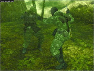 Metal Gear Solid 3: Subsistence - screen - 2004-08-29 - 52671