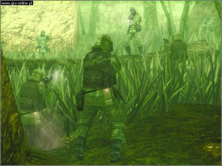 Metal Gear Solid 3: Subsistence - screen - 2004-08-29 - 52673