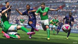 Pro Evolution Soccer 2015 id = 290955