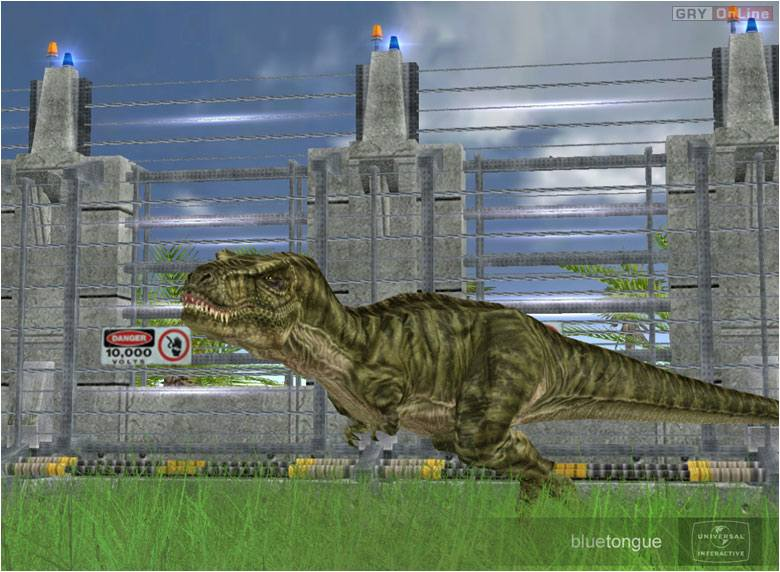 Jurassic Park: Operation Genesis PC Gry Screen 3/19, Blue Tongue Software, Activision Blizzard