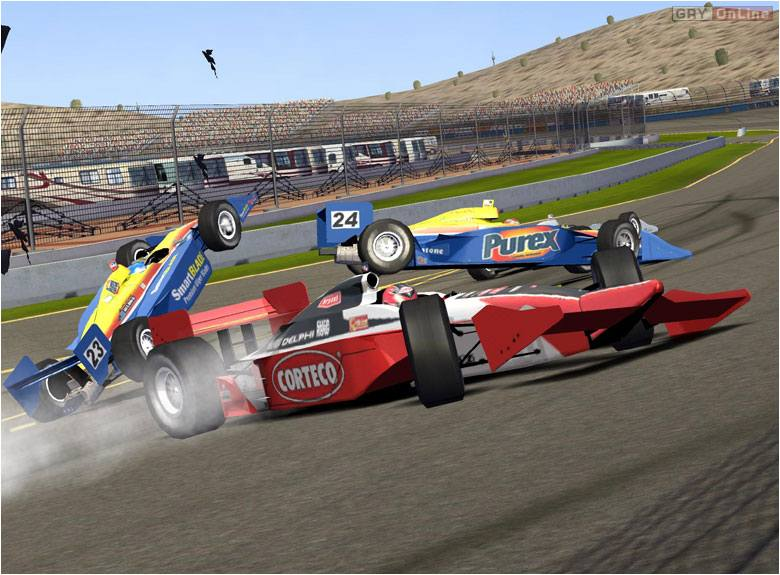 Indy Car Racing Games For Pc