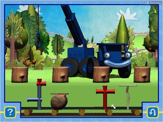 Bob Budowniczy Bob Buduje Park Pl Galeria Screenshot W