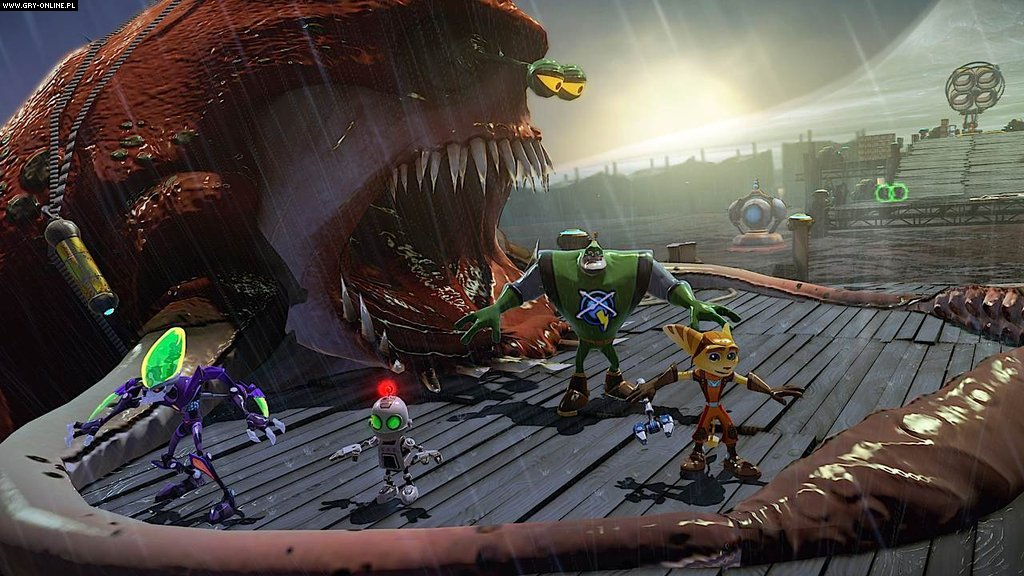 Ratchet & Clank: 4 za Jednego PS3 Gry Screen 22/29, Insomniac Games, Sony Interactive Entertainment