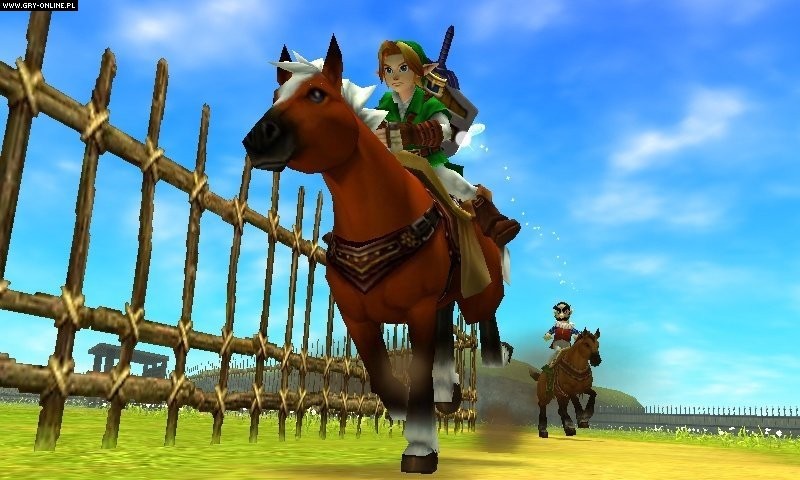 The Legend of Zelda: Ocarina of Time - screenshots gallery