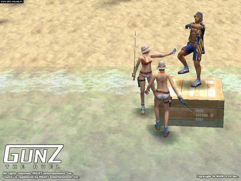Gunz the Duel PC Gry Screen 2/8, NHN Games, NHN Corp
