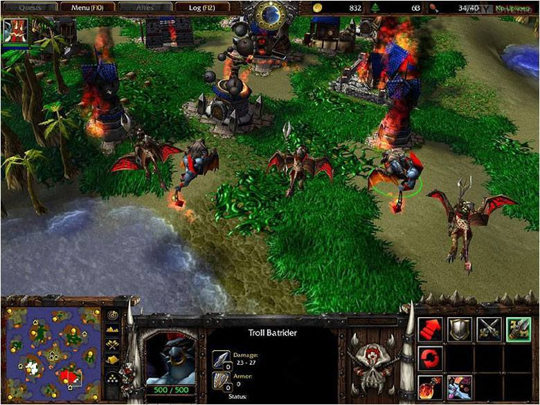 Warcraft III: The Frozen Throne PC Games Image 12/17, Blizzard Entertainment