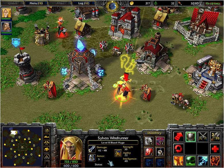 Warcraft III: The Frozen Throne PC Games Image 13/17, Blizzard Entertainment