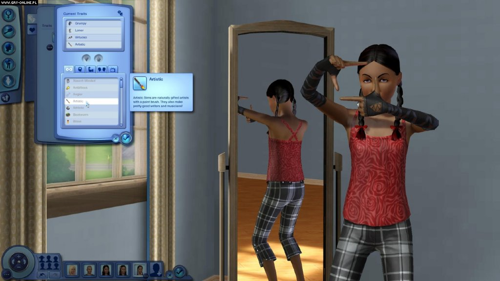 The Sims 3 PC Gry Screen 27/120, EA Maxis / Maxis Software, Electronic Arts Inc.