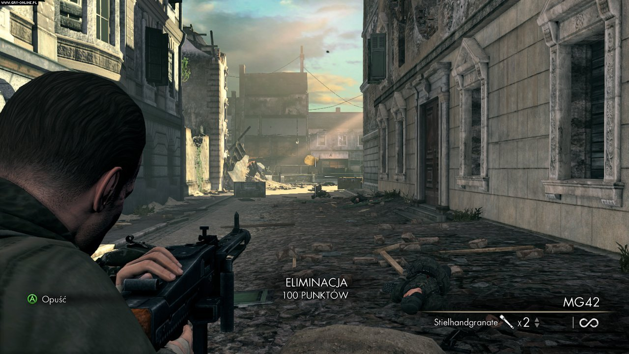 Sniper Elite V2 PC Games Image 16/120, Rebellion