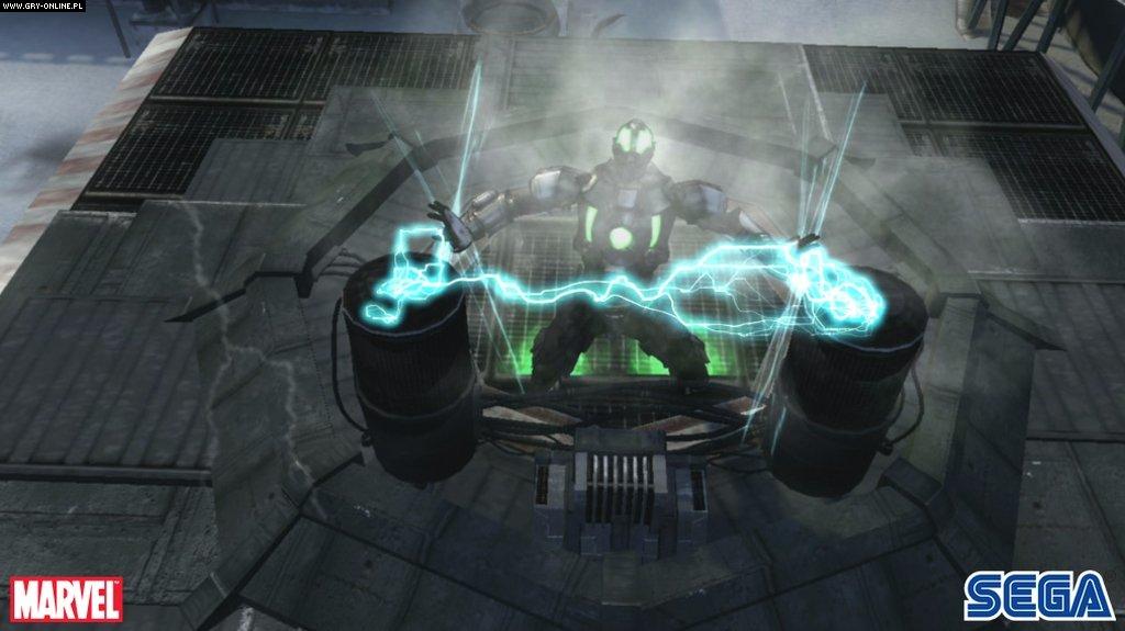 Iron Man (gra) - screen 3/102, Screeny z gry, zdj�cie z gry w wersji X360, Akcji, SEGA, CDP.pl / CD Projekt, TPP, komiksy, superbohaterowie, filmy, Marvel Comics - data publikacji: 2007-10-29 14:58:14 - gry-online.pl