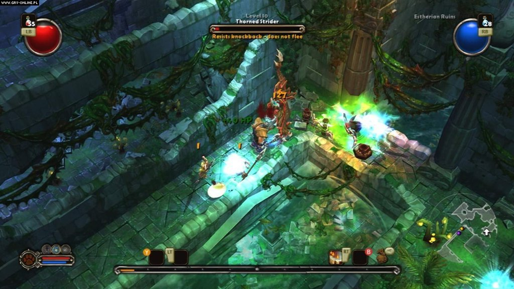 Torchlight X360 Gry Screen 1/33, Runic Games, JoWooD Entertainment AG