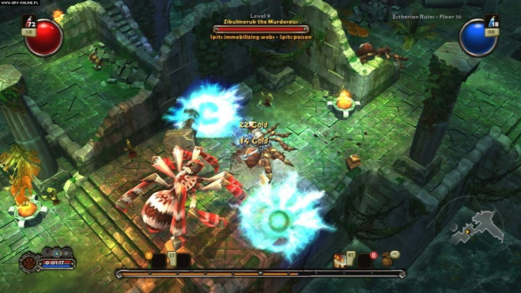 Torchlight X360 Gry Screen 6/33, Runic Games, JoWooD Entertainment AG