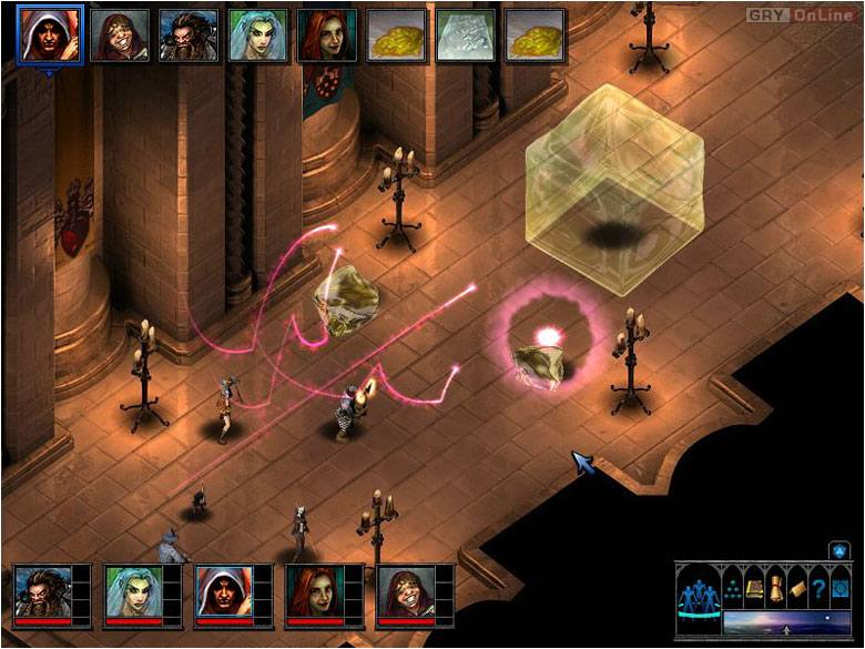 Greyhawk: The Temple of Elemental Evil PC Games Image 3/20, Troika Games, Atari / Infogrames