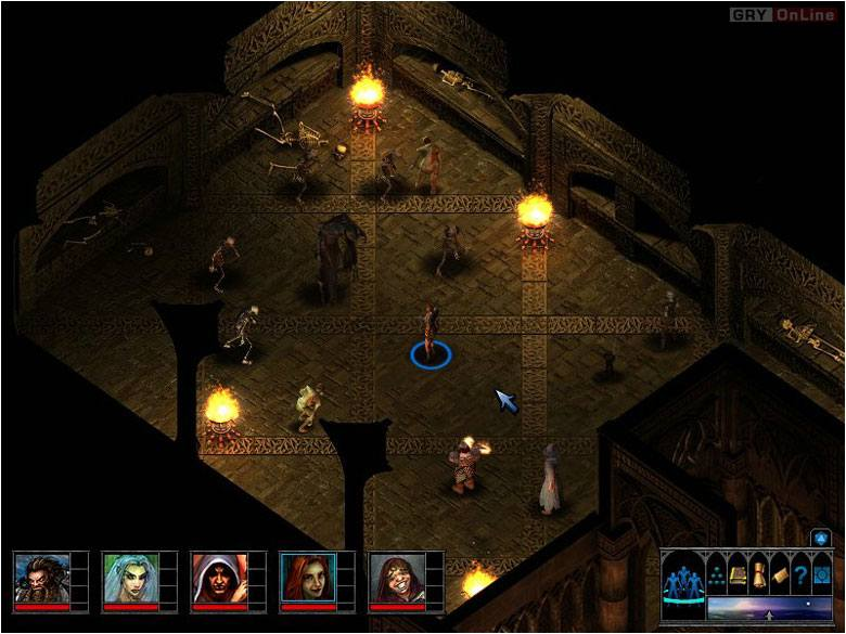 Greyhawk: The Temple of Elemental Evil PC Games Image 4/20, Troika Games, Atari / Infogrames