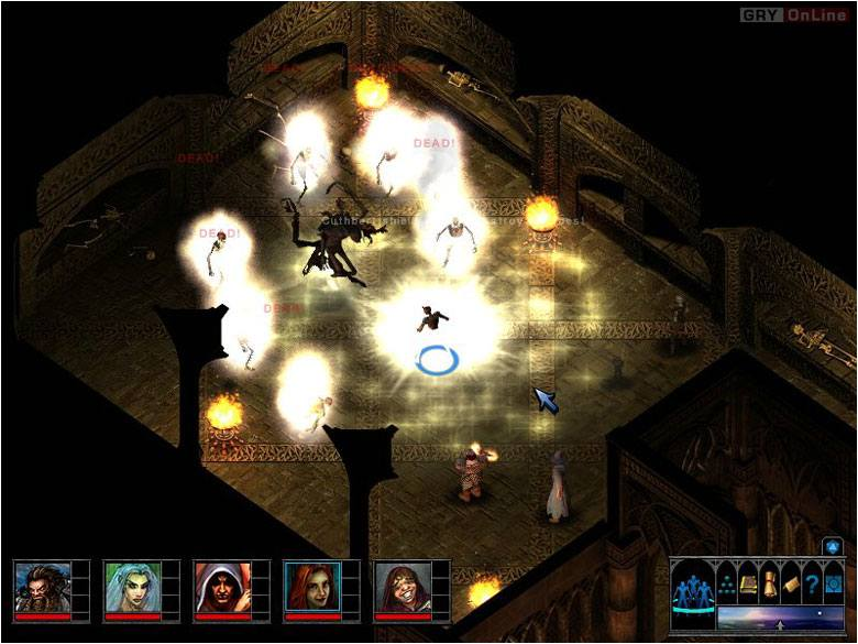 Greyhawk: The Temple of Elemental Evil PC Games Image 8/20, Troika Games, Atari / Infogrames