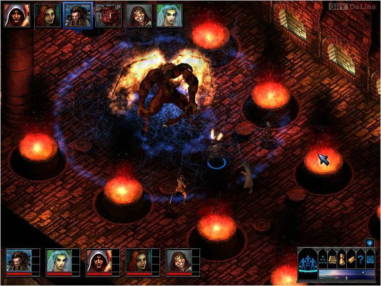 Greyhawk: The Temple of Elemental Evil PC Games Image 14/20, Troika Games, Atari / Infogrames