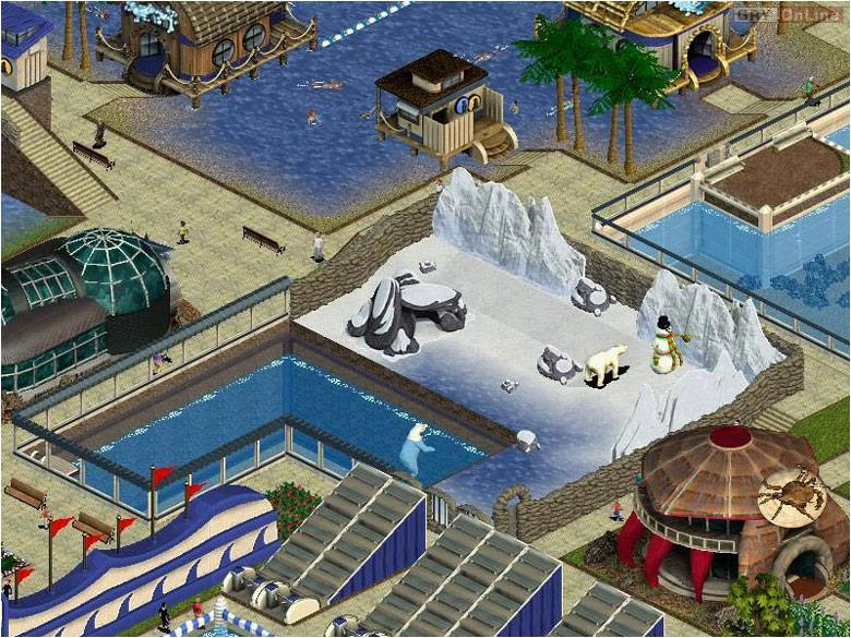 Zoo Tycoon: Marine Mania - screenshots gallery - screenshot