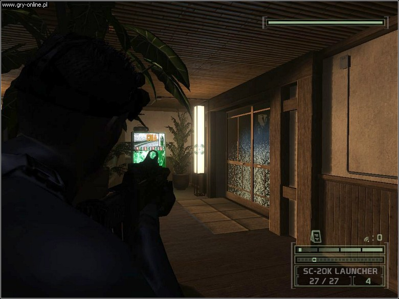 Tom Clancy's Splinter Cell: Chaos Theory PC Gry Screen 6/93, Ubisoft