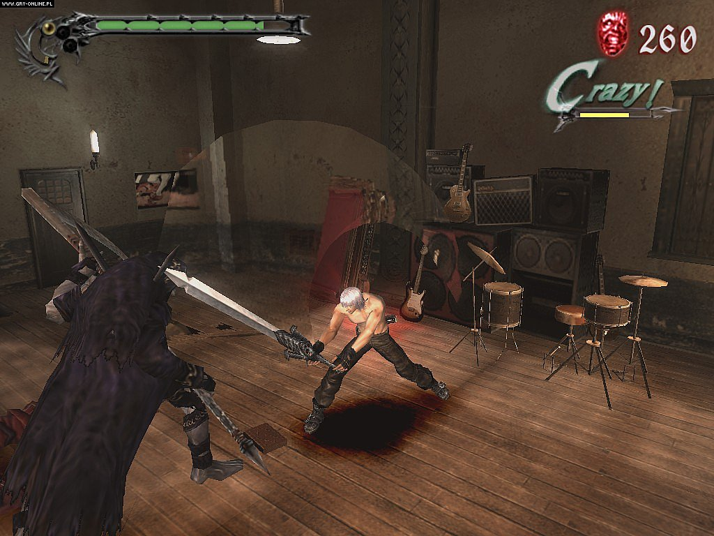 Image result for devil may cry 3 screenshots